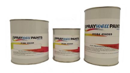 2K Acrylic Paint 2.5 litre Star Buy Kit